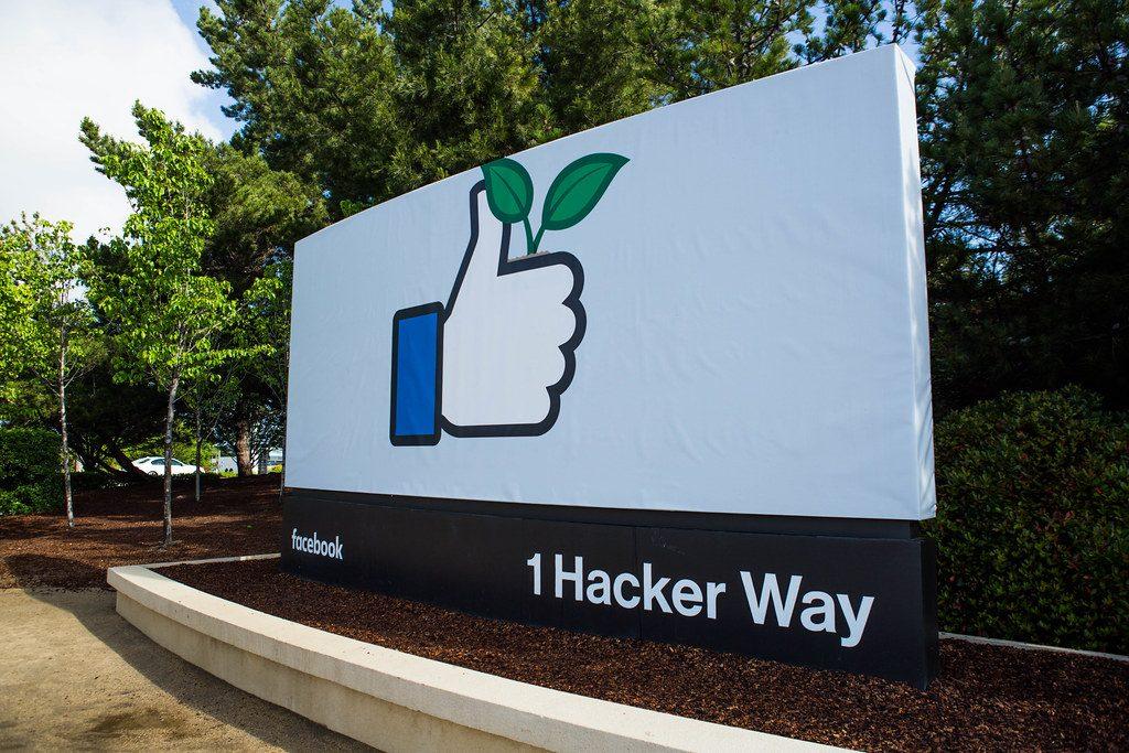 Facebook's New Headquarters: 1 Hacker Way Menlo Park