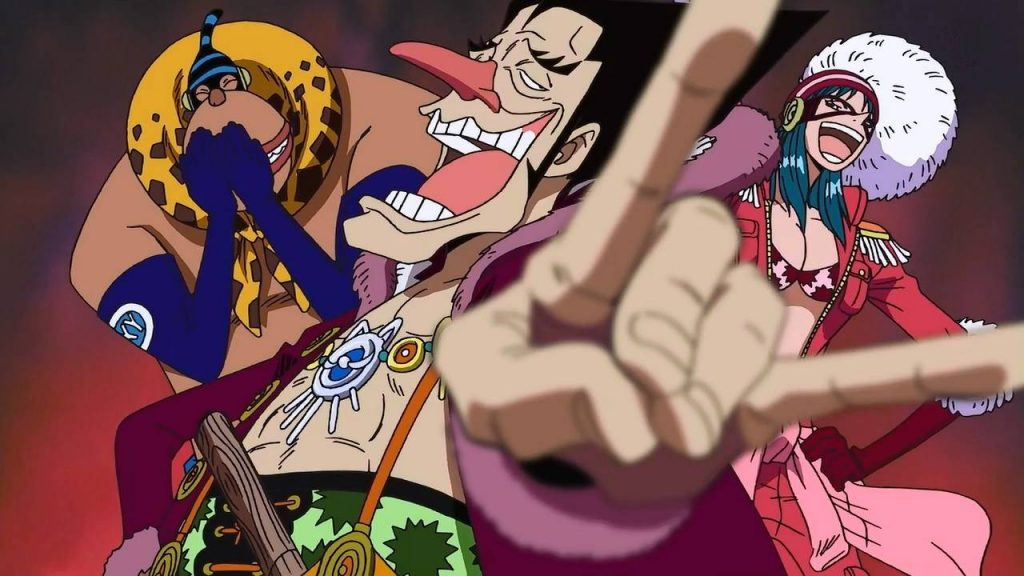 One Piece Filler