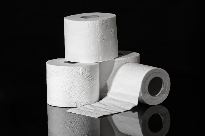 why you should stop putting toilet paper down immediately