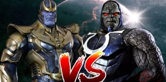 Darkseid vs Thanos: Who will win