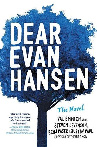 Dear Evan Hansen bootlegs book
