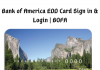 Bank of America EDD Card Sign in & Login | BOFA
