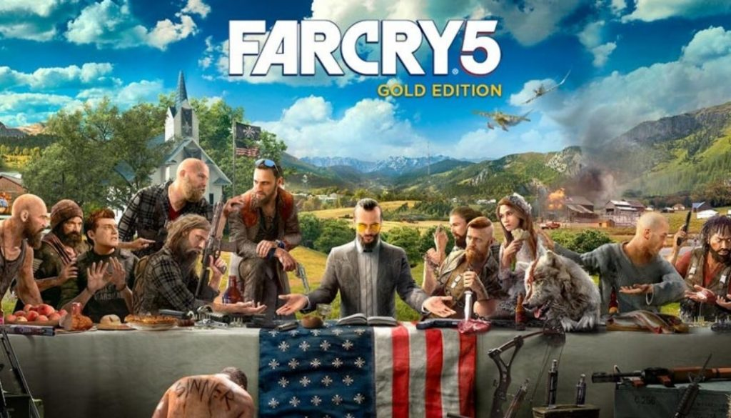 FarCry5 FitGirl Repack