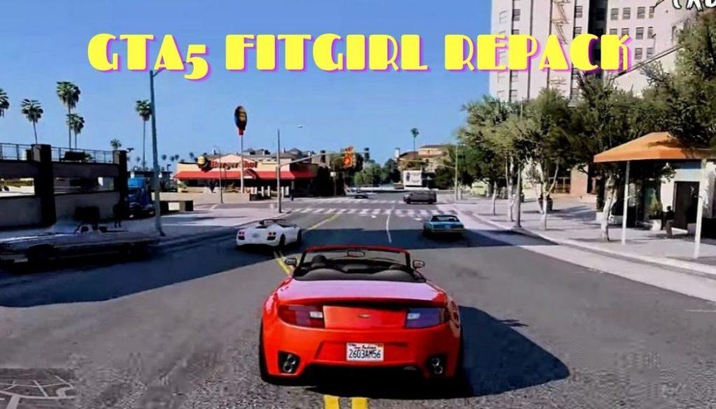 GTA5 FitGirl Repack