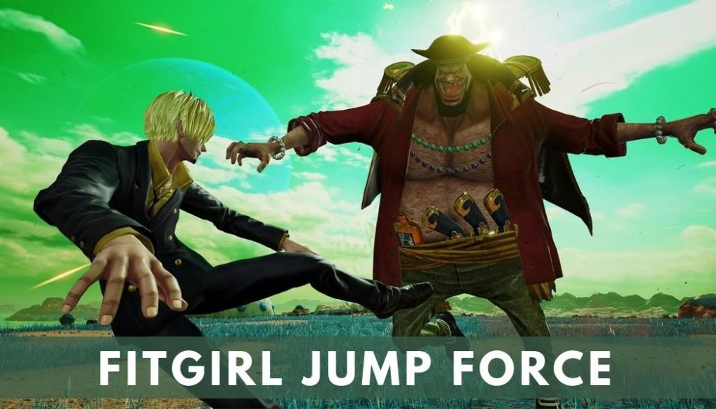 FitGirl Jump Force