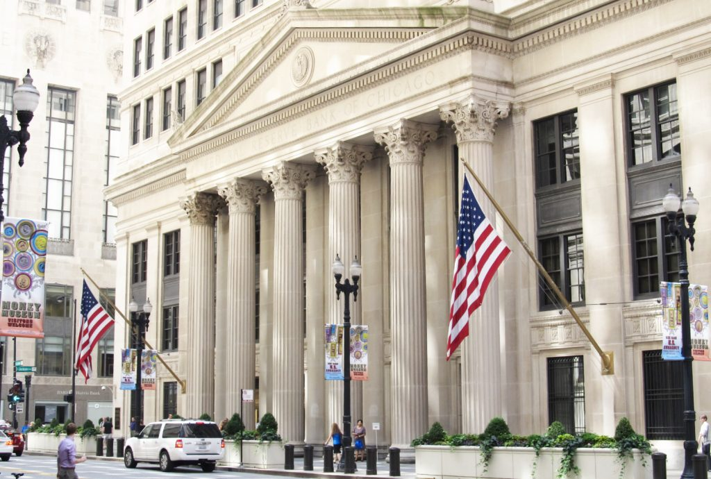 US Federal Reserve  wont take rates negative
