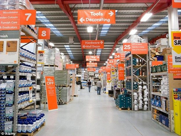 B&Q sales begin UK recovery