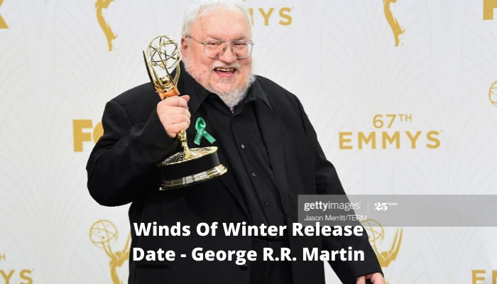 Winds of Winter Release Date