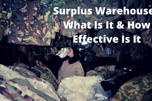 surplus warehouse
