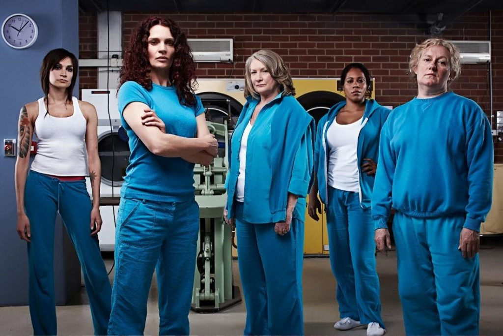 Wentworth Prison – Season 8