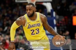 Lakers Lebron