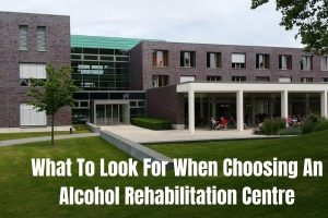 Alcohol Rehabilitation Center
