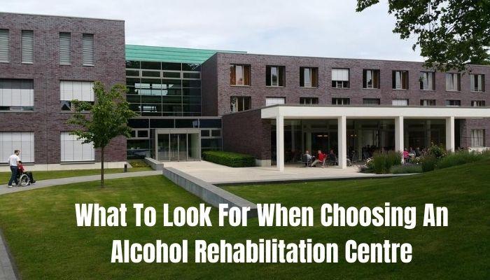 Alcohol Rehabilitation Centre