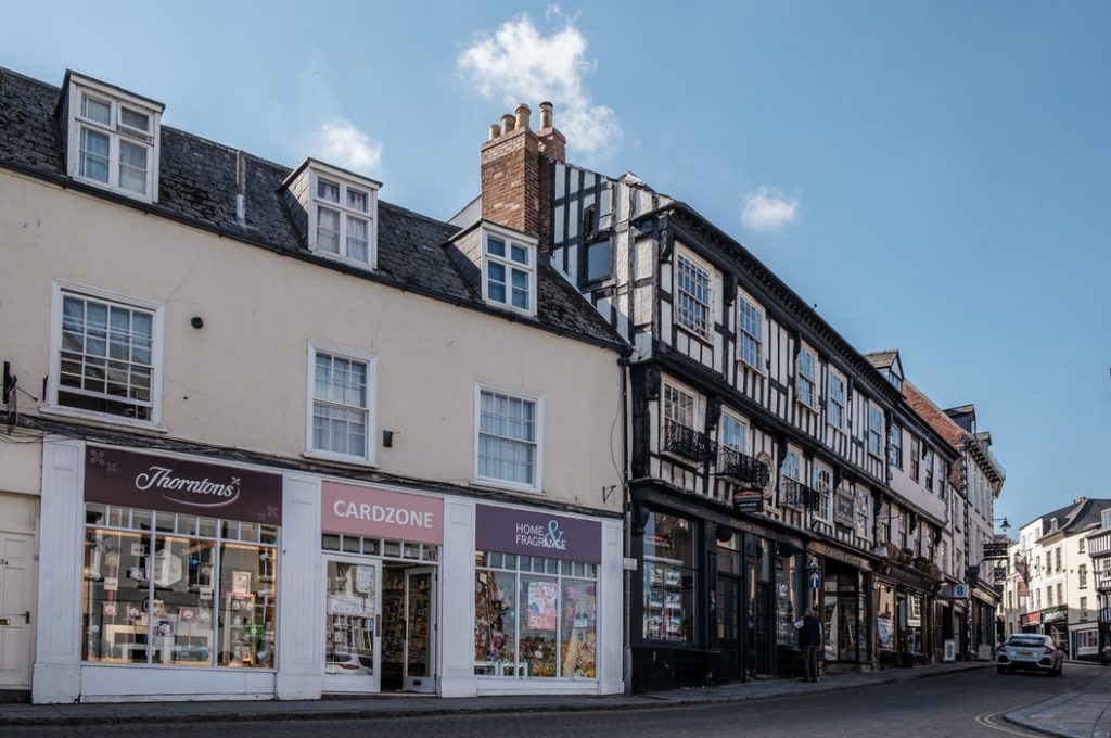 What Will the High Streets of the Future Look Like?