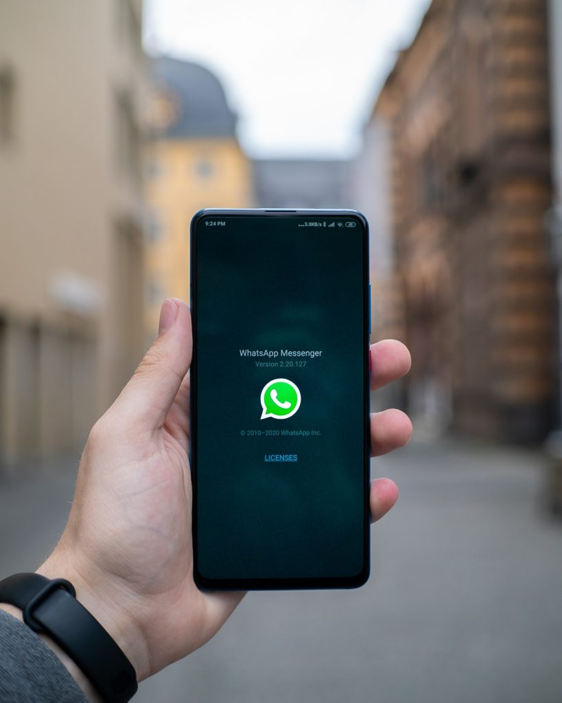 WhatsApp's payments service