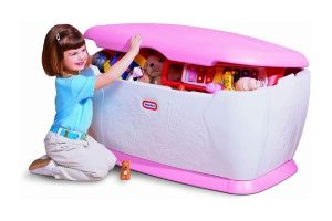Little Tikes Toy Box