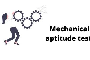 Mechanical aptitude test